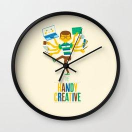The Handy Creative Wall Clock