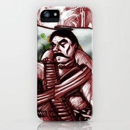 zapata  iPhone Case