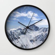 Lowell Point Wall Clock