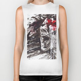 The Pain of Cluster Headache Biker Tank