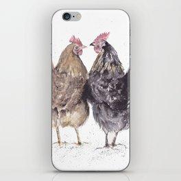 Hens iPhone Skin