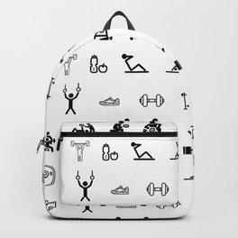GYM Sets Backpack