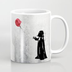 Little Vader - Inspired by Banksy Mug