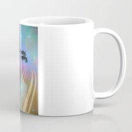Pretty Lights: A Color Map of the Sun Coffee Mug