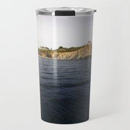 Beautiful Percé, Gaspésie Travel Mug