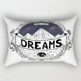 ACOMAF Inspired Rectangular Pillow