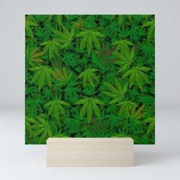Infinite Pot Tile Mini Art Print