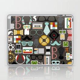 Quirky Robots Laptop & iPad Skin