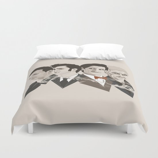 Regenerations Duvet Cover