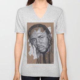 DNA - Kendrick Lamar Unisex V-Neck