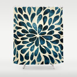 Petal Burst #5 Shower Curtain