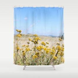 Eastern Cape Everlastings Shower Curtain
