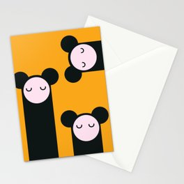 Meep 3 Stationery Cards