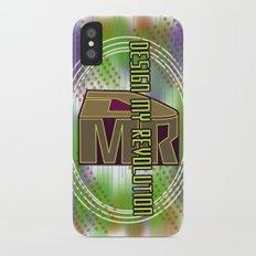 Design My Revolution Slim Case iPhone X
