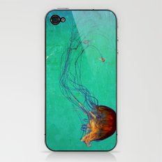 Deep Sea Ballet iPhone & iPod Skin