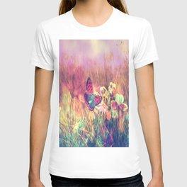 Butterfly in a Wonderworld T-shirt