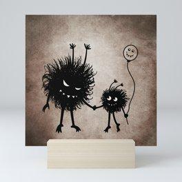 Evil Flower Bug Mother's Day Mini Art Print