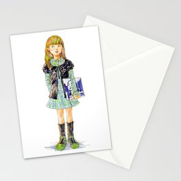 Indie Pop Girl vol.3 Stationery Cards