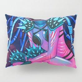 Space Warrior Pillow Sham