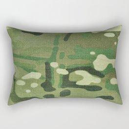 Multicam Camo Rectangular Pillow
