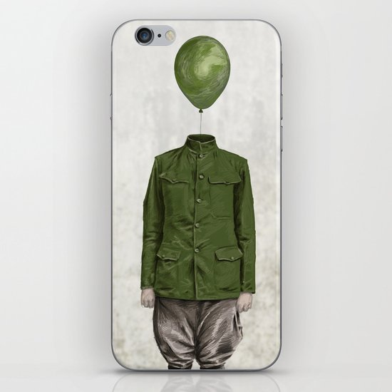 The Soldier - #3 iPhone & iPod Skin