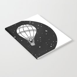 Up Up and Away Notebook