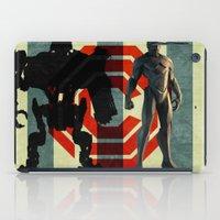 robocop iPad Cases featuring Detroit's Finest - OCP Robocop by milanova