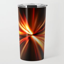 explosion of a star Travel Mug
