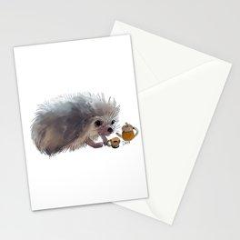 Acorn Tea Stationery Cards