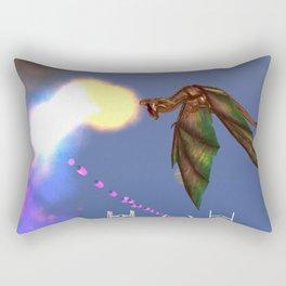 War Stars: Just shoot some Rectangular Pillow