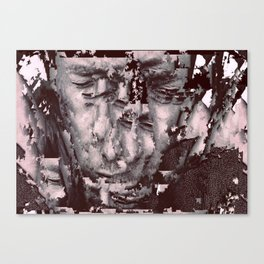 sliced Thom Canvas Print