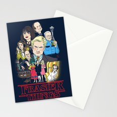 Frasier Things Stationery Cards
