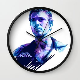 Mel Gibson : BAD ACTORS Wall Clock