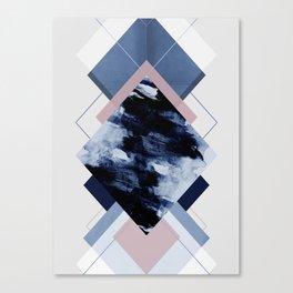 Geometric Textures 11 Canvas Print