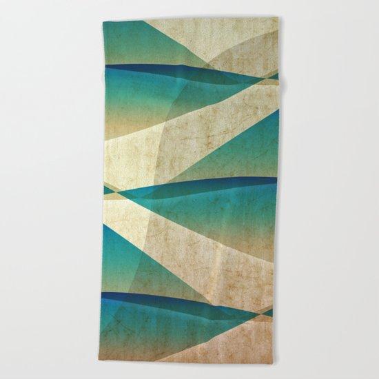 F L Y I N G Beach Towel