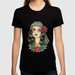 Gipsy tattoo T-shirt