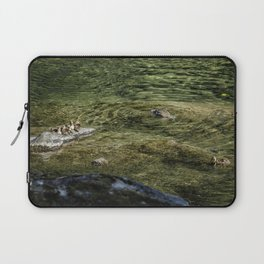 Now that I'm Up Might as Well Fish Laptop Sleeve