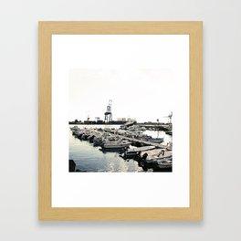 Marzo Framed Art Print
