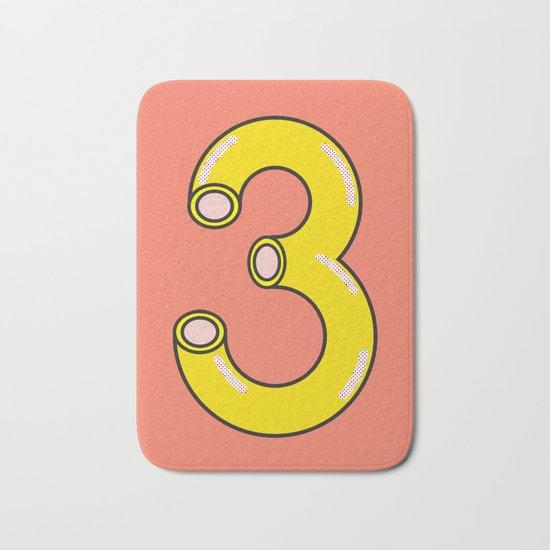 Macaroni 3 Bath Mat