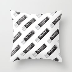 CHAPSTICK LESBIAN Throw Pillow