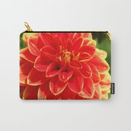 Lovely Dahlia Carry-All Pouch