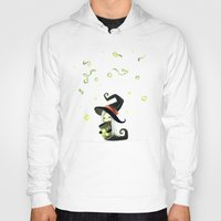 fireflies Hoodies featuring Fireflies by Freeminds