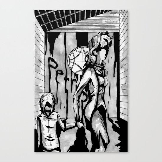 PETRUS 2 Canvas Print