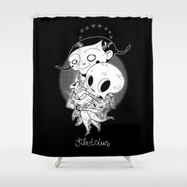 Octopus lover Shower Curtain