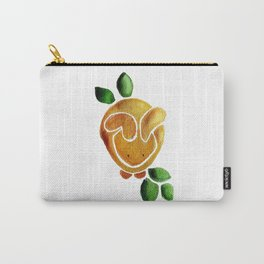 Yellow bunny Carry-All Pouch