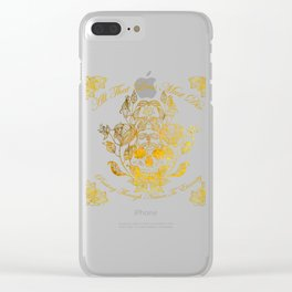 All That Lives Clear iPhone Case