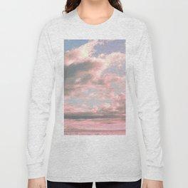 Delicate Sky Long Sleeve T-shirt