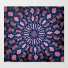 Mandala no. 2 Canvas Print