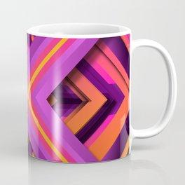 Futuristic structure Coffee Mug
