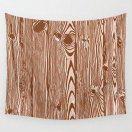 c13D Woodgrain Wandbehang